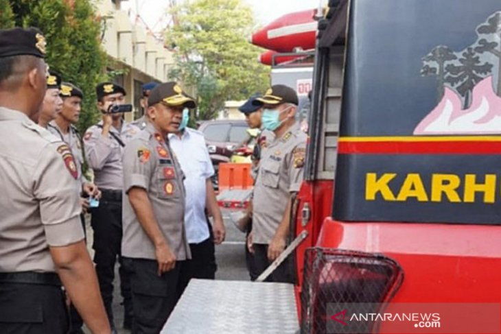 Director named suspect in S Sumatra forest fire