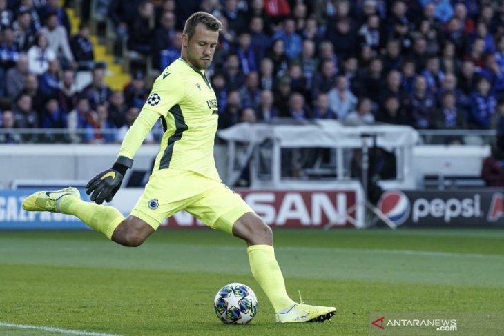 Brugge imbang tanpa gol lawan