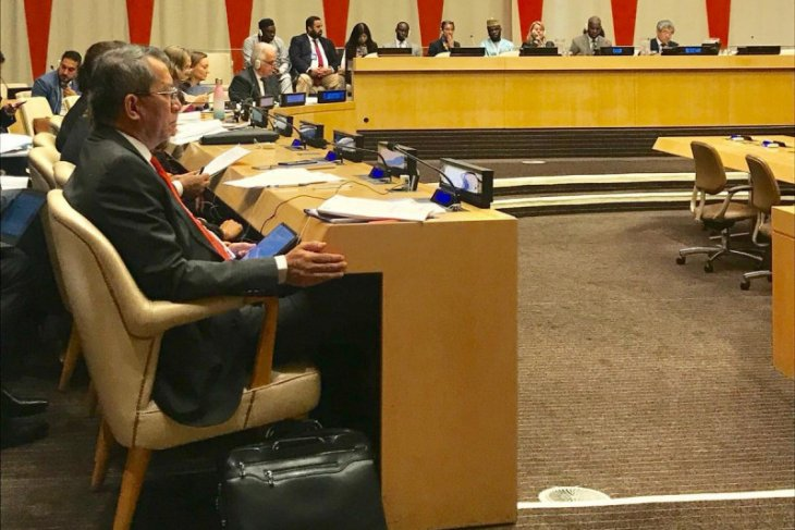 Indonesia begins serving as UNGA vice president for 2019-2020