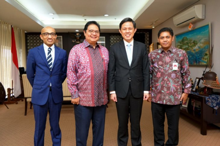 Indonesia, Singapore  to continue vocational education cooperation