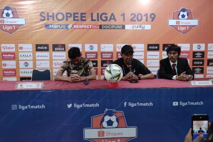 Kalahkan Tira Persikabo 2-0, pelatih PSM bangga dengan penampilan pemain