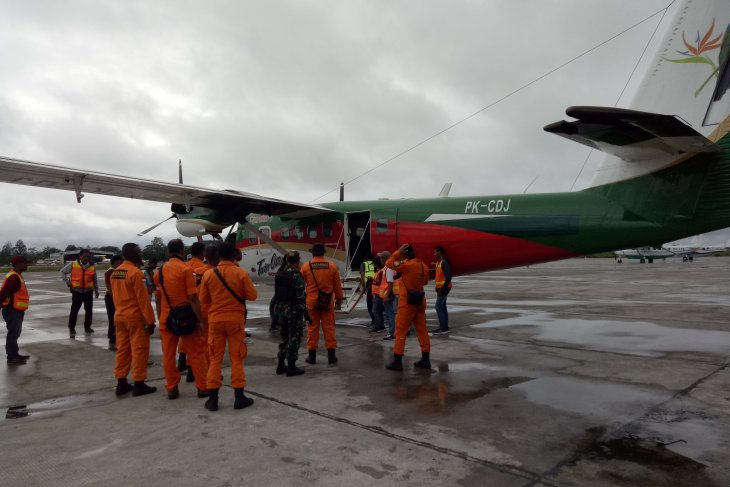 Pesawat hilang di Papua belum ditemukan