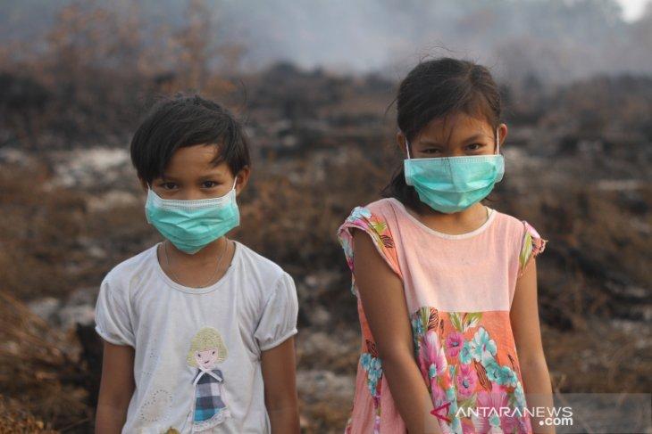 Kota Banjarbaru Berstatus Darurat Karhutla