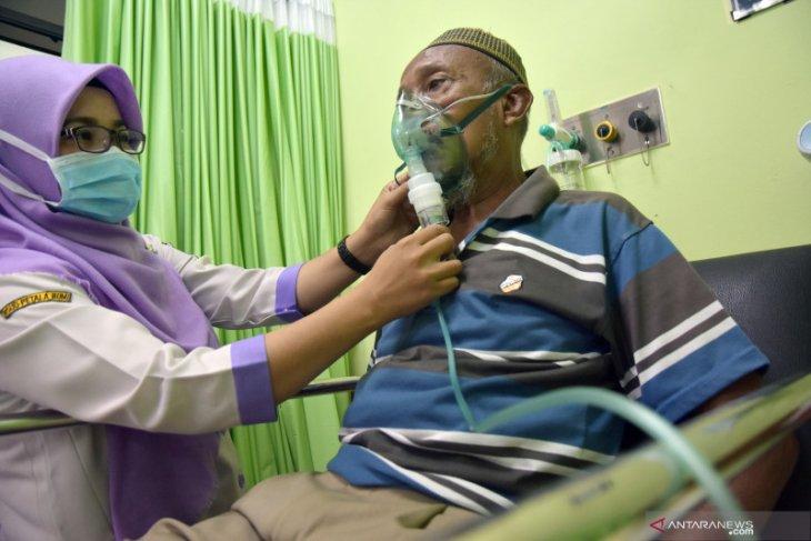 Ini perbedaan sesak nafas karena asma dan COVID-19
