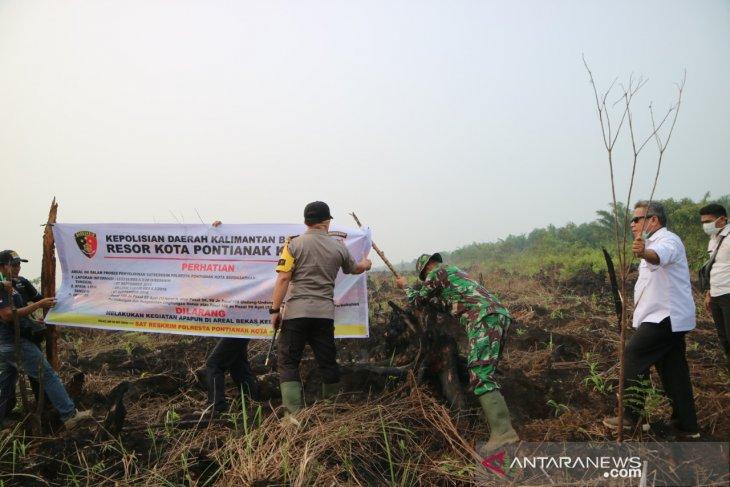 Proyek KPH Unit 33 Kubu Raya jadi model pencegahan karhutla terintegrasi