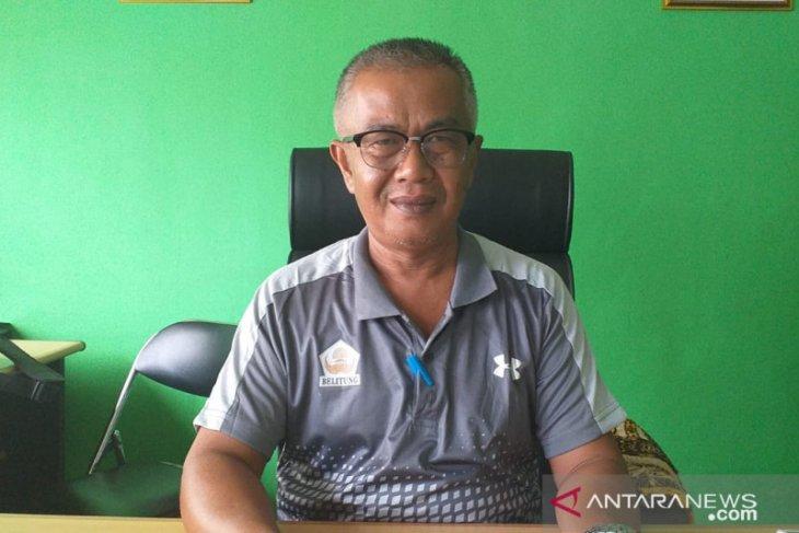 20 hektar sawah di Kabupaten Belitung alami kekeringan