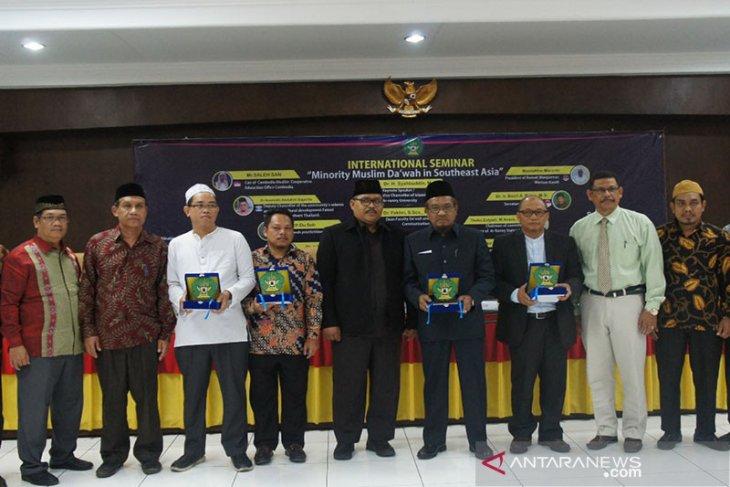 FDK UIN Ar-Raniry diskusikan tantangan dakwah muslim minoritas di ASEAN