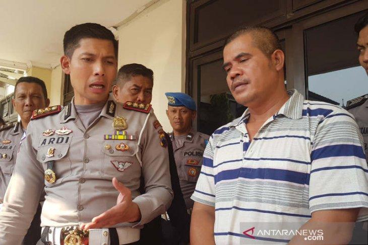 Sopir truk buron peristiwa tabrak lari ditangkap Polrestabes Semarang