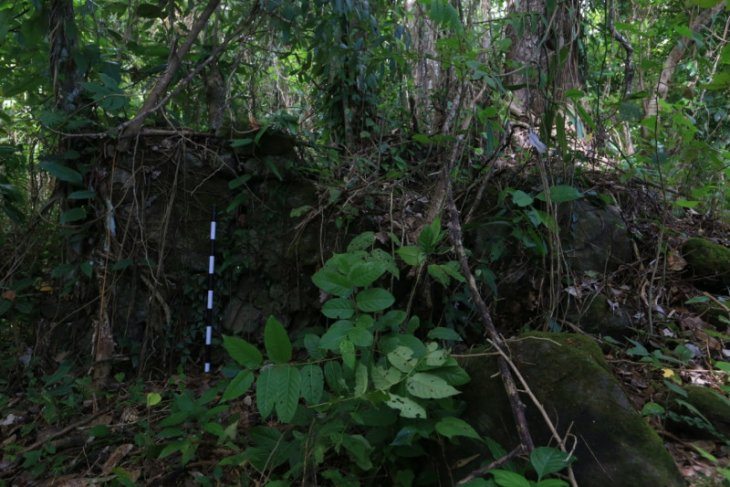 Archaeologist team chances upon European fortress in Tidore