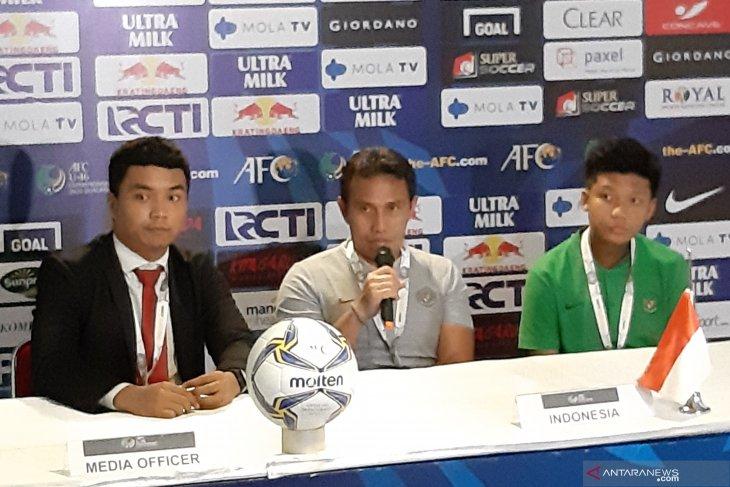 Saat lawan Brunei, Bima: Indonesia seharusnya menang lebih dari 8-0