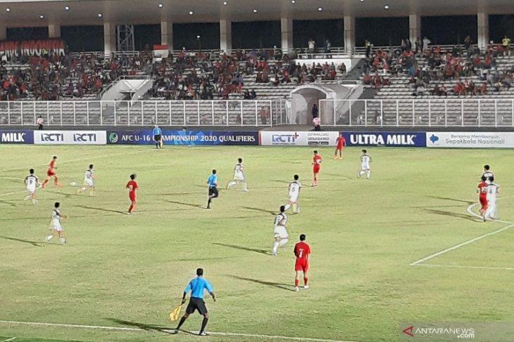 Indonesia hancurkan Brunei delapan gol tanpa balas