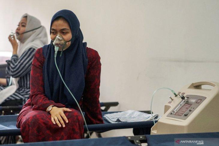 BI evacuates relatives of employees from haze-shrouded Pekanbaru