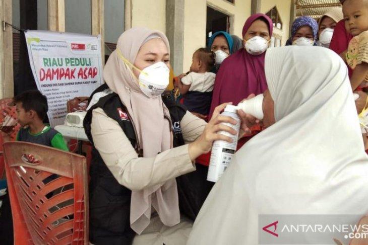 Pekanbaru runs out of air purifier