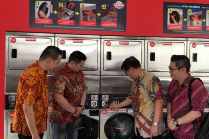 Semakin diminati, laundry koin Daily Wash terus kembangkan sayap