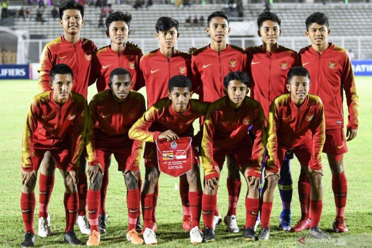 Minggu, Timnas U-16 vs China Bima Sakti minta pemain disiplin