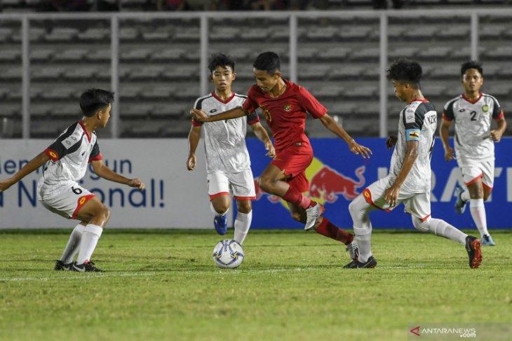 Klasemen Grup G Kualifikasi Piala Asia U-16 2020, Indonesia kedua