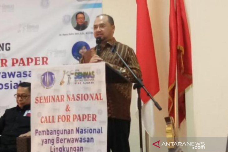 Pemprov Babel tindaklanjuti hasil seminar nasional dan