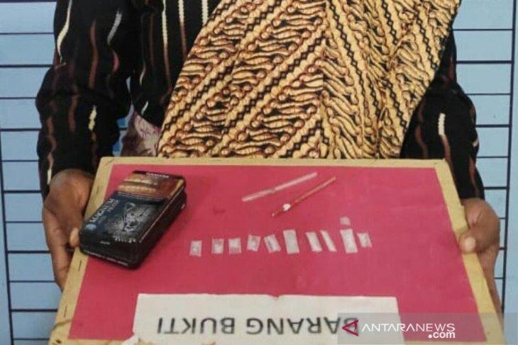 IRT di Aceh Utara ditangkap, diduga jadi pengedar sabu