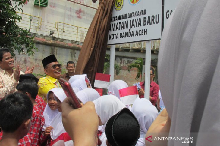 Banda Aceh targetkan seluruh gampong sudah layak anak tahun  2022