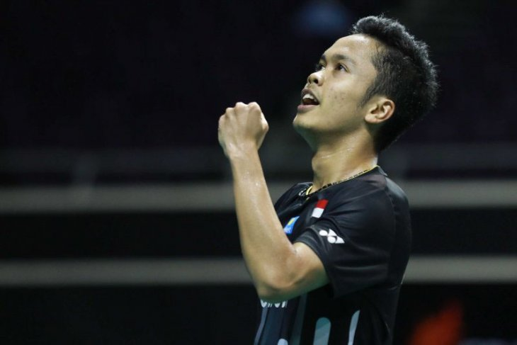 Tiga wakil Indonesia ke final China Open
