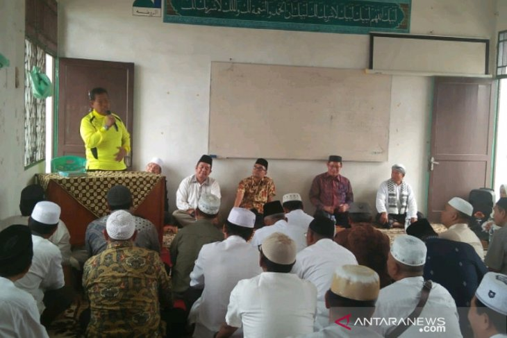 Wakil Wali Kota Padangsidimpuan hadiri pembukaan manasik haji