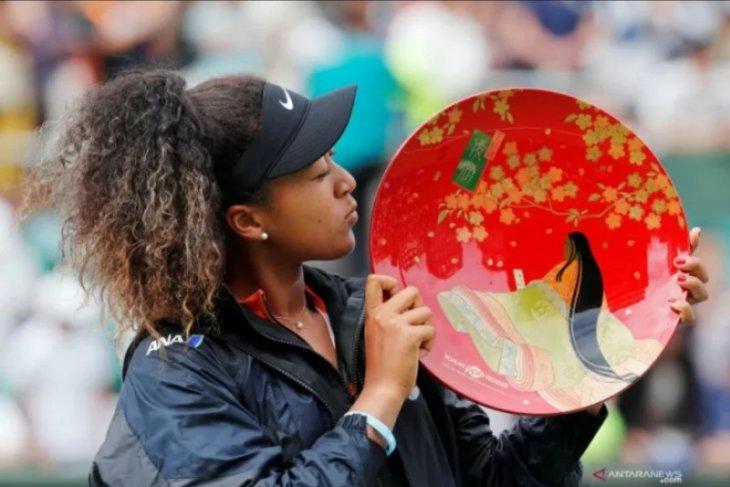 Naomi Osaka atlet putri berbayar termahal di dunia