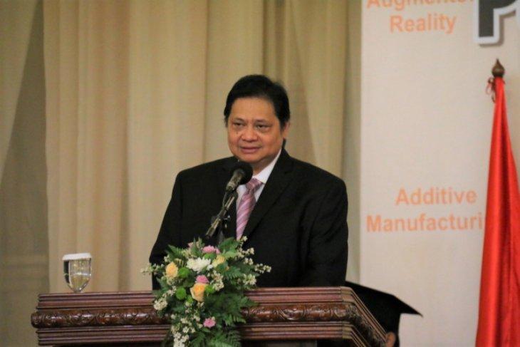 Airlangga : Golkar masih monitor uji materi MK terkait revisi UU KPK