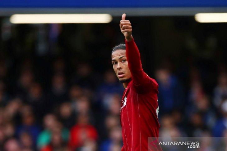 Liverpool dominasi nominee Ballon d'Or dengan tujuh  nama