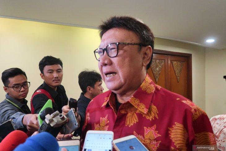 Jelang pelantikan presiden, kepala daerah se-Indonesia dimbau gelar doa bersama