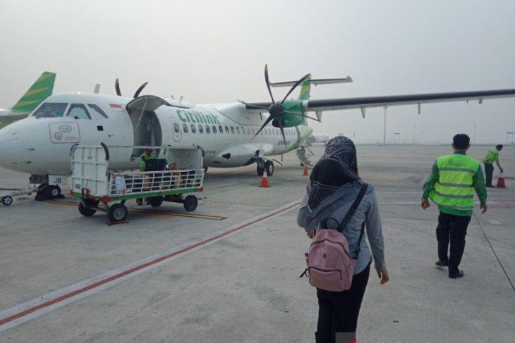 Wings Air gagal mendarat di Nagan Raya Aceh akibat kabut  asap