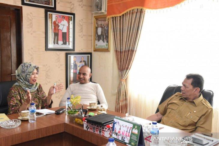 Pengusaha Oman dan Bupati Tapanuli Selatan bicara prospek Kopi Arabika Sipirok