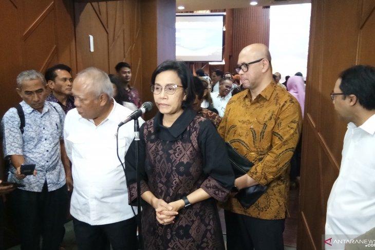 Sri Mulyani sebut pembangunan infrastruktur 2020-2024 butuh Rp6,4 triliun