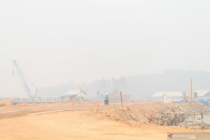 Kemajuan Pembangunan Terminal Kijing Mempawah