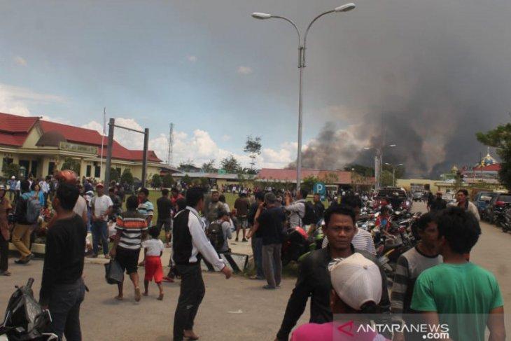 23 orang tewas dan 77 luka-luka pasca kerusuhan di Papua