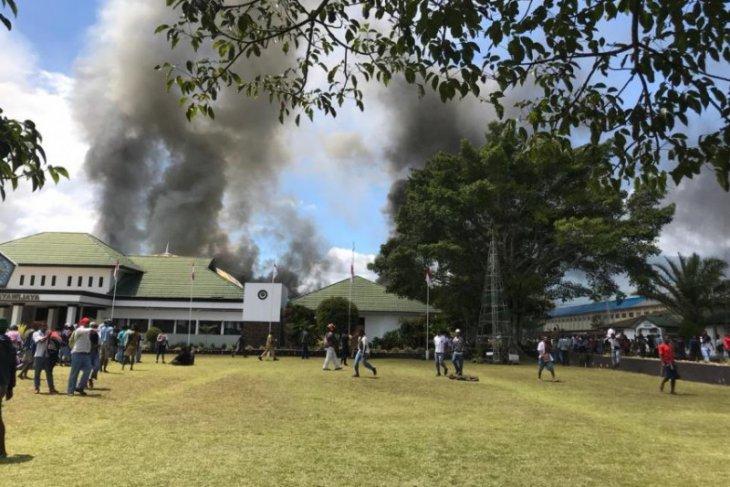 Papua Terkini - Kapolda buru penyebar hoaks pemicu demonstrasi anarkis di Wamena