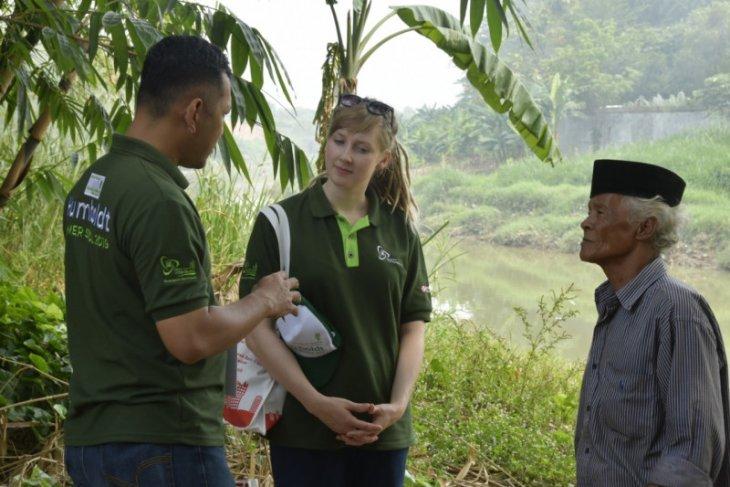 25 peneliti muda mancanegara teliti kota terjepit Lengkongulama Serpong