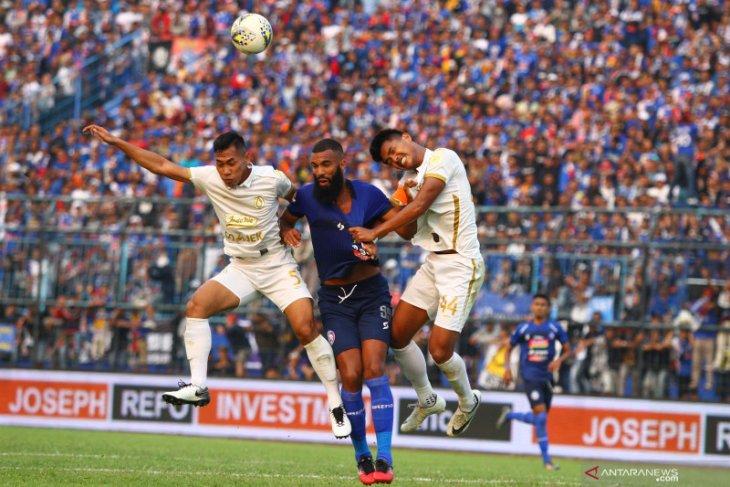 Bali United jaga keunggulan 10 poin atas pesaing dekatnya