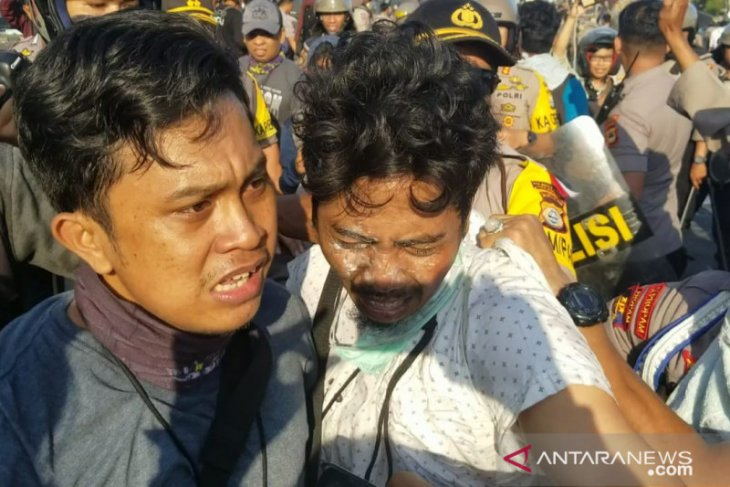 ANTARA urges police to probe violence against journalist