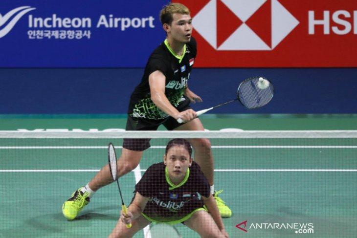 Hari kedua Korea Open 2019, 10 wakil Indonesia siap berlaga