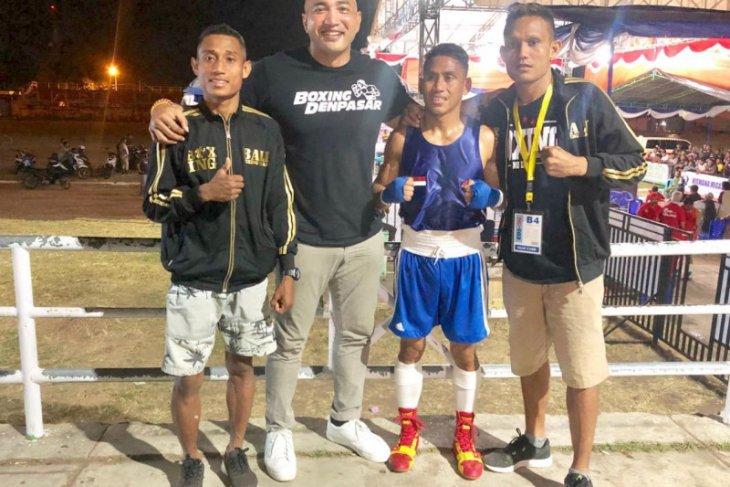 Tiga petinju Bali berhasil lolos kejuaraan Pra-PON di Ternate