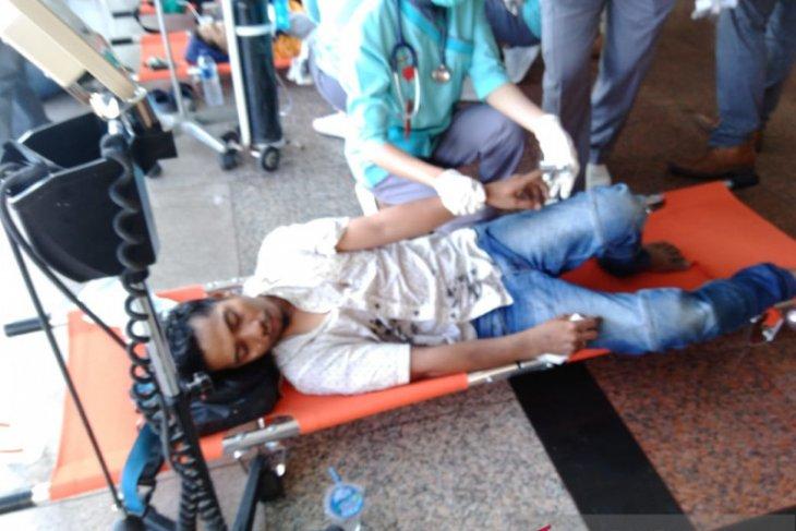 Police brutalize ANTARA journalist in Makassar