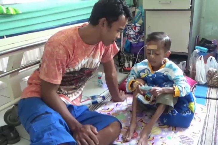 RSUD Ngawi rawat anak berusia 9 tahun menderita gizi buruk