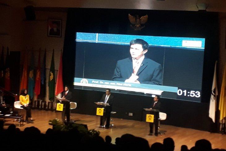 Rektor UI terpilih akan ditetapkan melalui rapat paripurna MWA