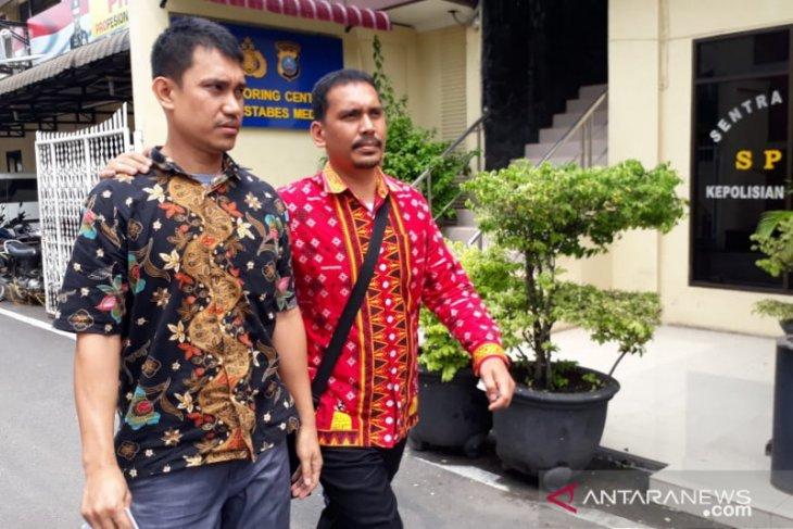 Polisi tangkap pencuri uang Rp1,6 miliar milik Pemrov  Sumut