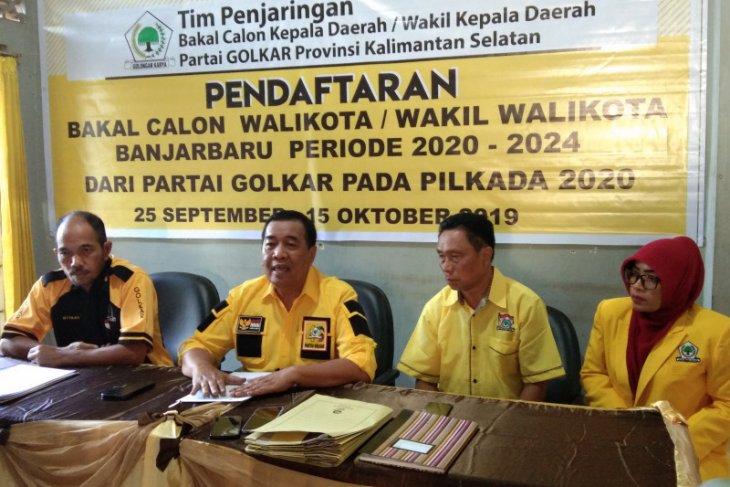Golkar Banjarbaru usung calon terbaik di pilkada