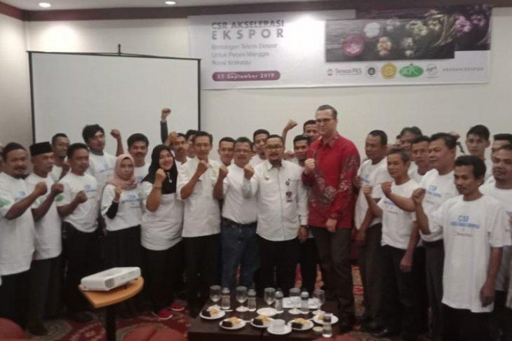 Kementan melalui BKP Cilegon dorong CSR perusahaan bina petani manggis di Banten