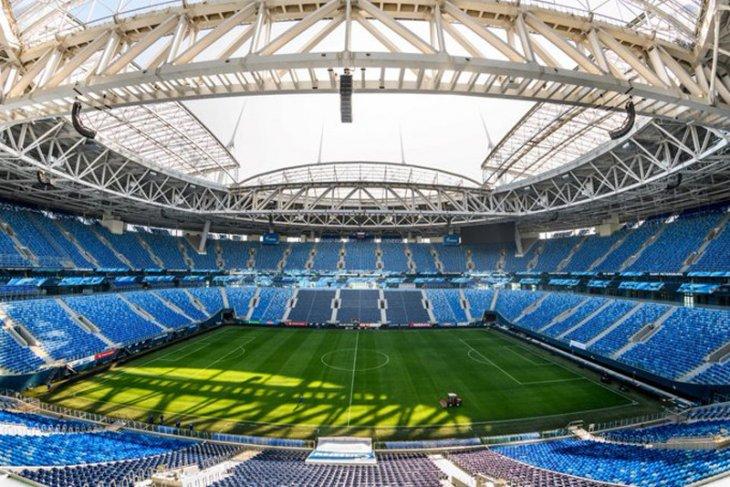 St Petersburg arena final Liga Champions 2021