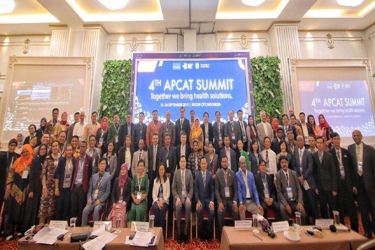 4th APCAT Summit ditutup dengan deklarasikan 12 poin kesepakatan