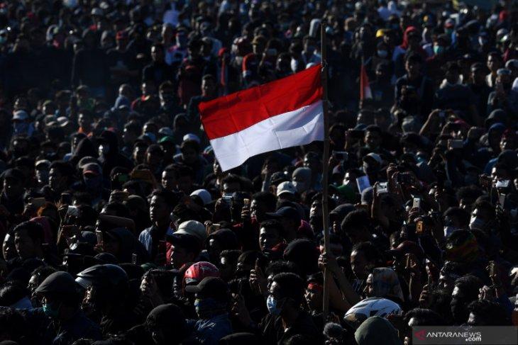 Demo Mahasiswa Surabaya