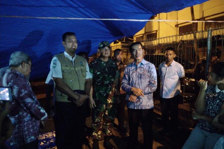 BPOBD  bantuan korban gempa Ambon belum diserahkan seluruhnya